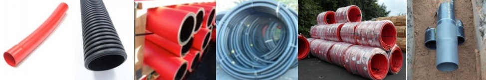 ENATS12-24 Power Cable Duct From Emtelle - UK DNO Approved