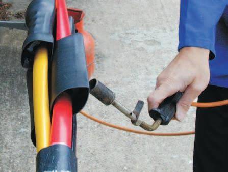 Heat Shrink Gas Torch