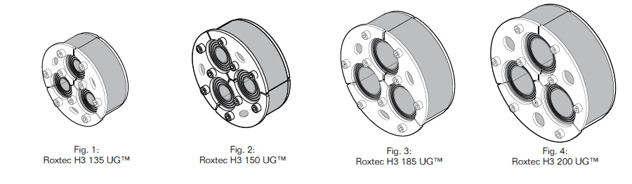 Roxtec UG Cable Transit Seals Product Range