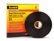 3M Scotch 22 Vinyl Electrical Tape