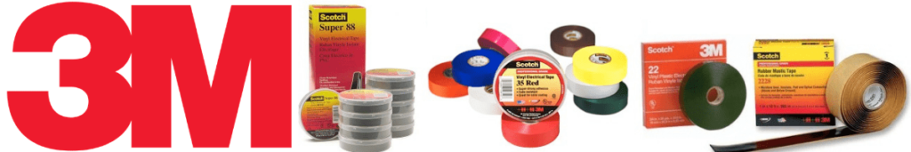 3M Scotch Super 88 Vinyl Electrical Tape | 3M Tapes Stockist