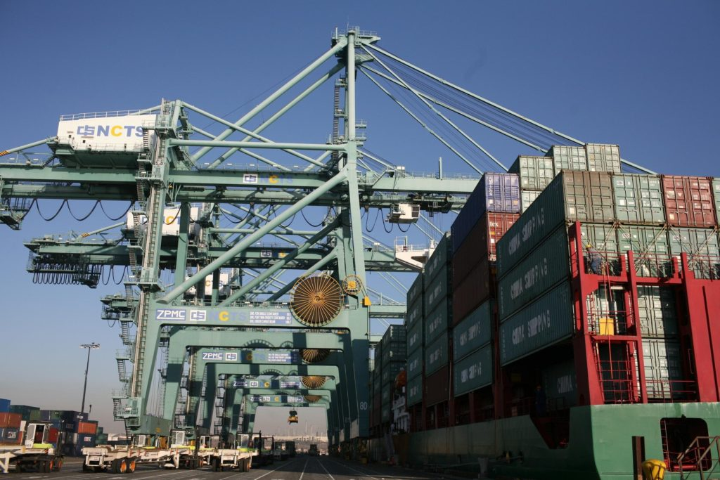 3M Scotchcast Flexible Cable Joints Within The Port Authority & Container Handling Industry