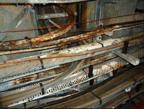 Cable Repair Damaged