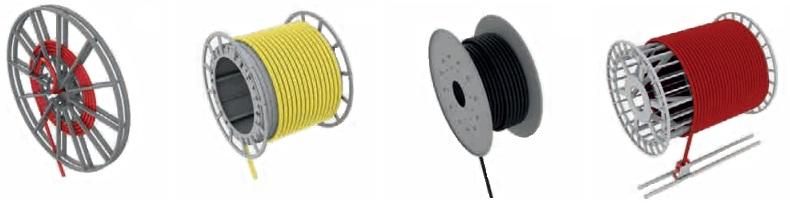 Conductix Wampfler Flexible Cable Reels