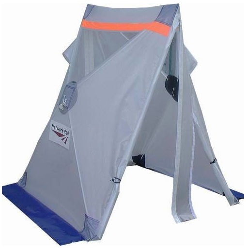 Network Rail Approved Fibre Optic Speed Tent