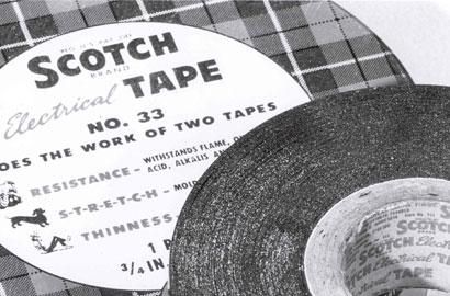Scotch 33 Tape