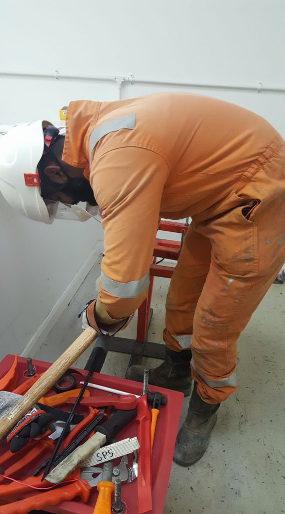 Jointer Training Course Accreditation – EUSR