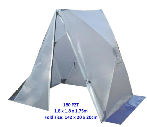 Triangle Cable Jointers Tents