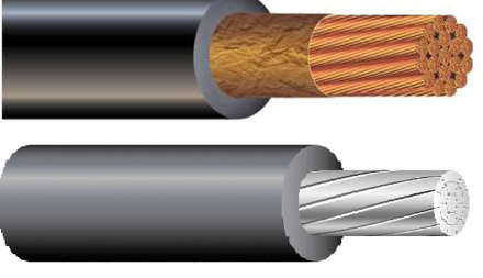 Copper Aluminium Conductors Cable Joints