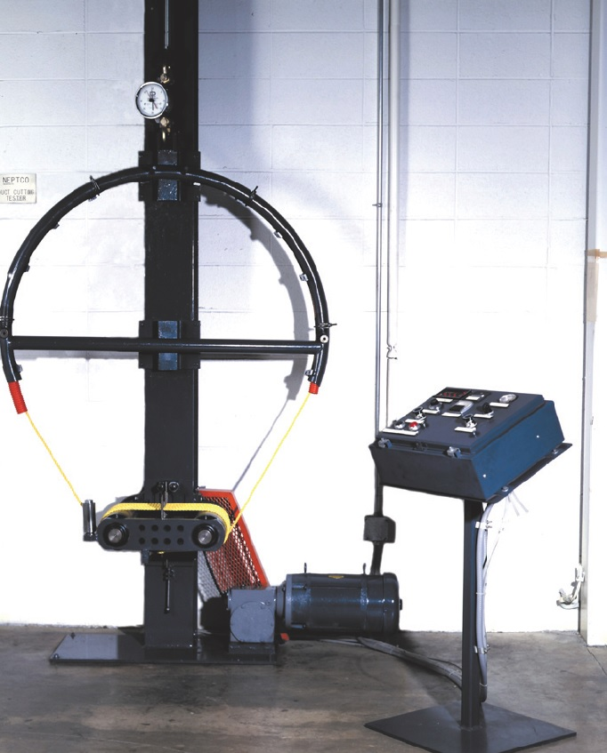 NEPTCO Duct Cut Tester