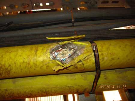 VFD Cable Repair