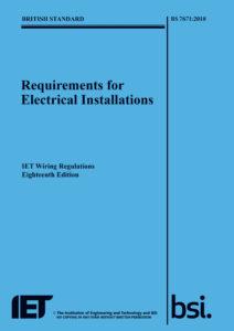 18th Edition Wiring Regulations