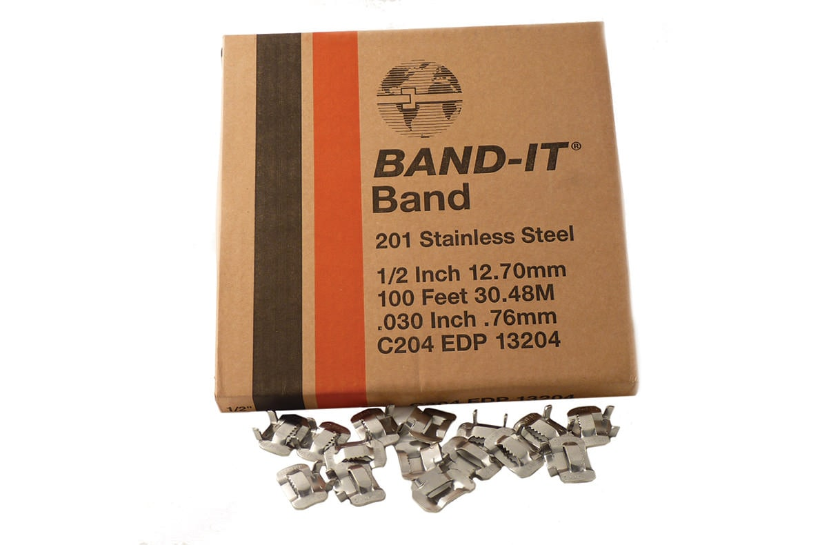 BAND-IT Band Buckles Stainless Steel