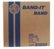 Band & Buckle Products | BAND-IT Stainless Steel Banding & Buckles