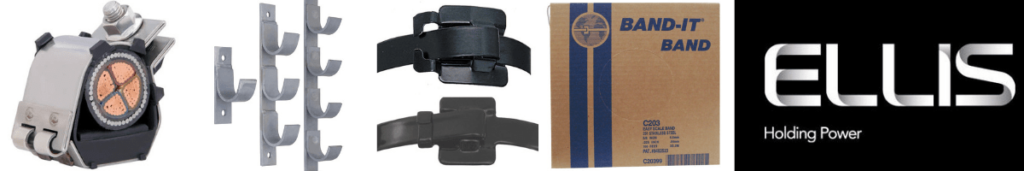 Cable Cleats Hangers Ties Band