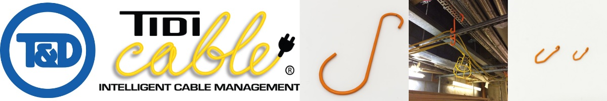 Reducing Slips, Trips & Falls With Tidi-Cable Steel Cable Hooks