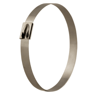 Band-It Ball Lok | Stainless Steel Cable Ties
