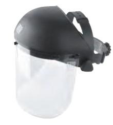 CATU MO-286 Face shield with headband