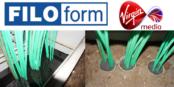 Cabinet Base Sealants – Virgin Media Approved Specification (Filoform 205884)