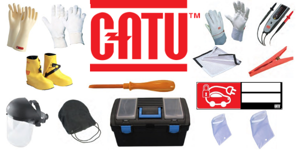 Electrical Cars & Vehicles Electrical Safety Kits for Hybrid & EV Maintenance