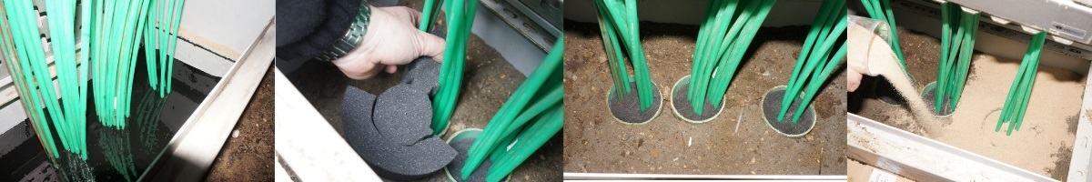 Filoform's cabinet base sealants & duct sealing system has been tested and evaluated by Virgin Media