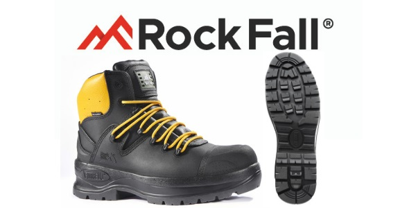 Rock Fall RF900 Power Linesmen Boots