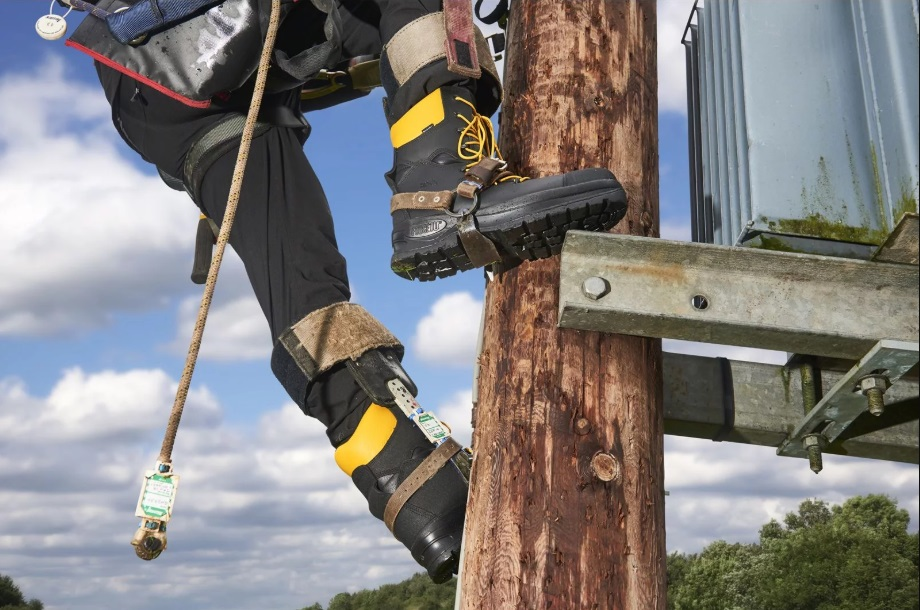 Linesmens Boots - Electrical Hazard Lineman Boot