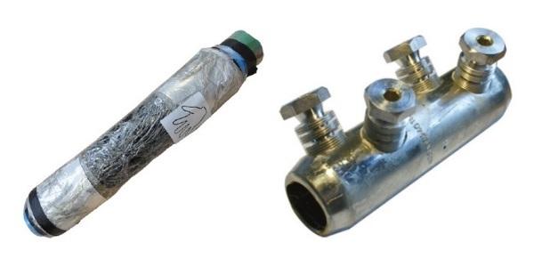 Nexans CSBJ-B Cold Shrink Joints 33kV 36kV