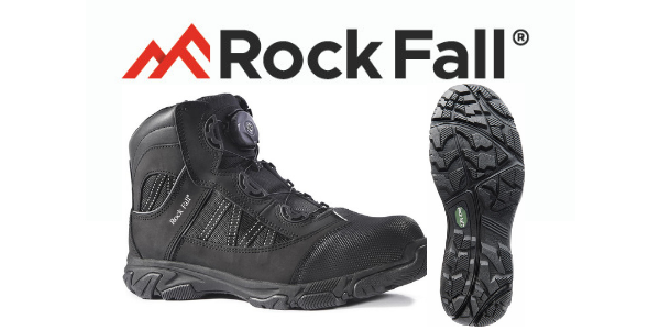 Rock Fall RF160 OHM Electrical Hazard Boots