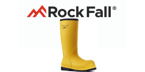 Rockfall RF240 Dielectric Boots (Yellow)