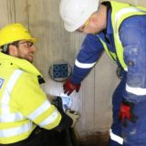 Sealing Underground Cables & Pipes Under Constant Water Pressure