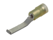 Cembre KY-PPL Reinforced PA 6.6 Insulated Hooked Blade Terminals