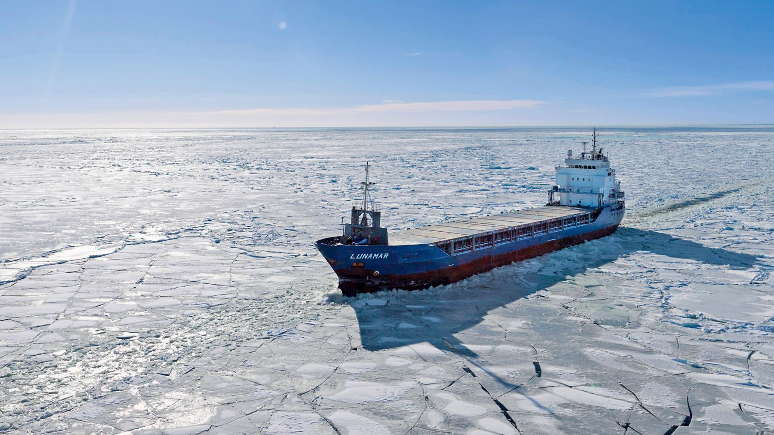 ICEFLEX Cable from Nexans Marine & Offshore Power Cable Meets Arctic Challenge