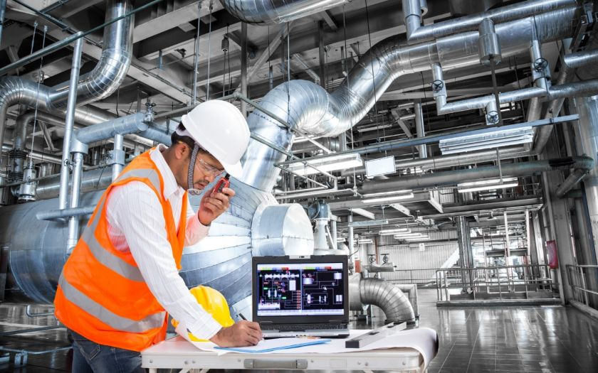 Powering and maintaining smooth operations