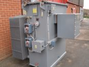 Liquid Filled Transformers | MV HV 11kV 33kV Transformers | Mineral Oil & Synthetic Fluid Filled