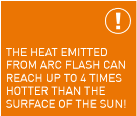 heat-emitted-from-arc-flash-can-reach-4-times-hotter-than-the-sun