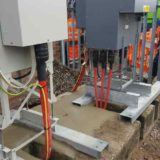 11kV Cables Jointed, Terminated & Earthed Into MIDEL Filled MV Transformers