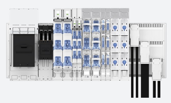2500Amps Busbar Systems for LV Power Distribution & Panel Boards | Wohner 185Power