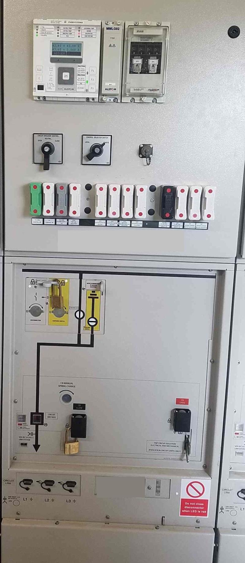Siemens NX-PLUS Gas Insulated Medium Voltage Switchgear