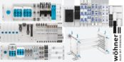Busbar Systems & Products for LV Power Distribution & Panel Boards