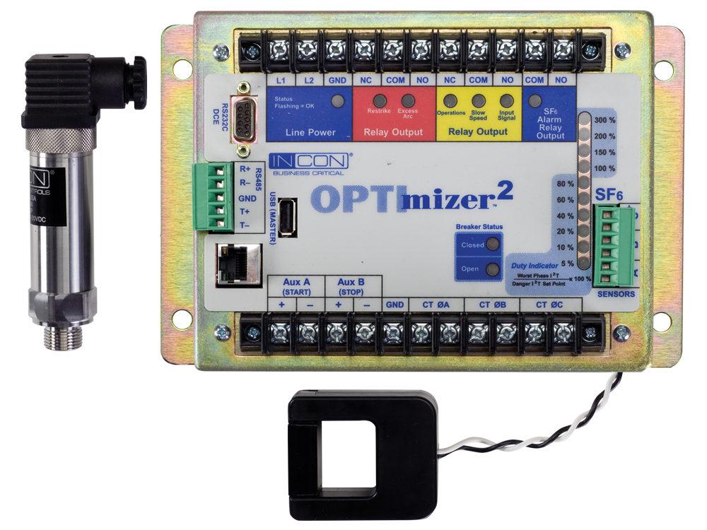 Franklin Electric Incon Optimizer 2 Circuit Breaker Monitor
