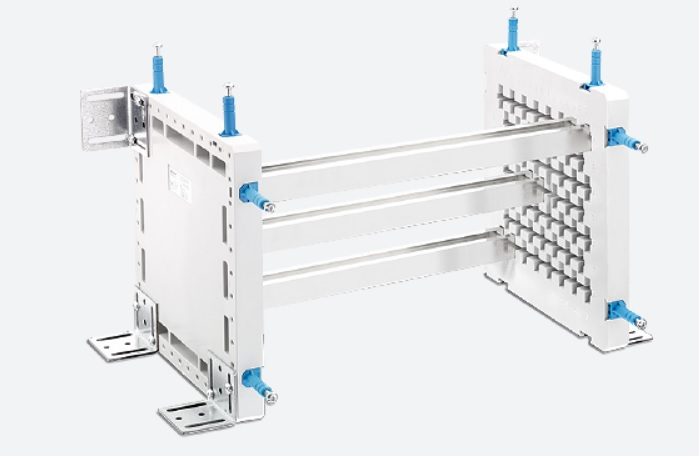 Up to 4000Amps Centre Feed Units for LV Power Distribution