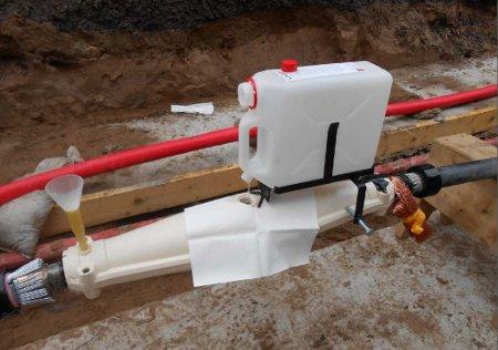 11kV Cable Joints - Lovink 11kV Transition Straight Joints 3 Core XLPE & PILC SWA