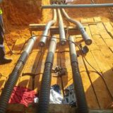 HV Jointing – 88kV Brugg Straight Through Joints (1000sqmm)