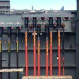 Nexans Euromold Terminations – 33kV 300sqmm & 11kV 630sqmm Transformer Connectors