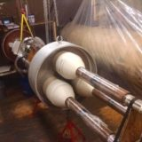 345kV HPFF USI Full Stop Joint To Okonite 3500 KCM Cable
