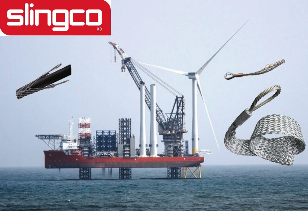 MV HV Cable Laying, Installation & Support Products | Offshore Windfarms