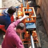 Cable Pulling   Safe Pulling of Cables Using Motorised Pullers