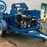 Cable Winch | Customised & Refurbished 5 Tonne Cable Pulling Winch
