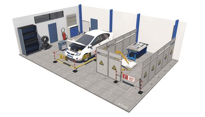 EV Electrical Vehicle Safety